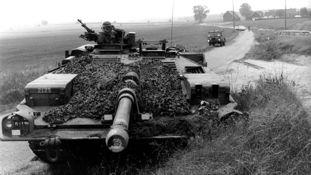 Strv 103B, Foto: Putte Hallberg