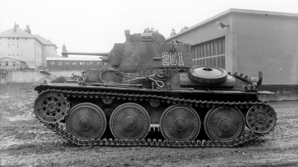 Strv m/41 SI