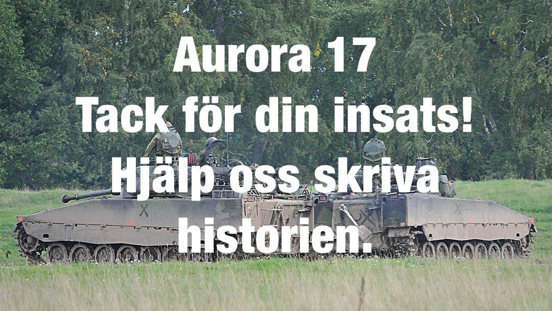 Aurora 17-minnen