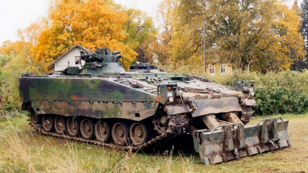 Bgbv 90, Foto: Kjell Svensson