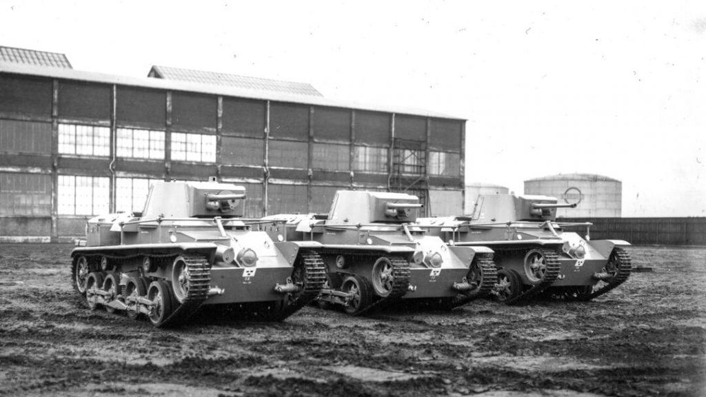 Strv m/31