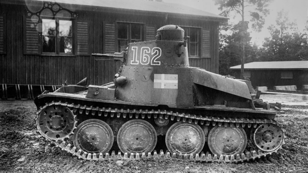 Strv m/37