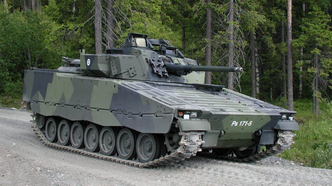 CV9030FIN, Foto: Esa Muikku