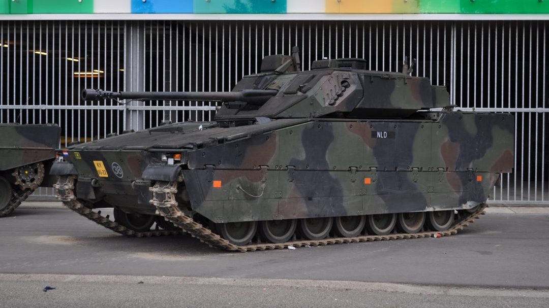 CV9035NL, Foto: Jan-Willem de Boer