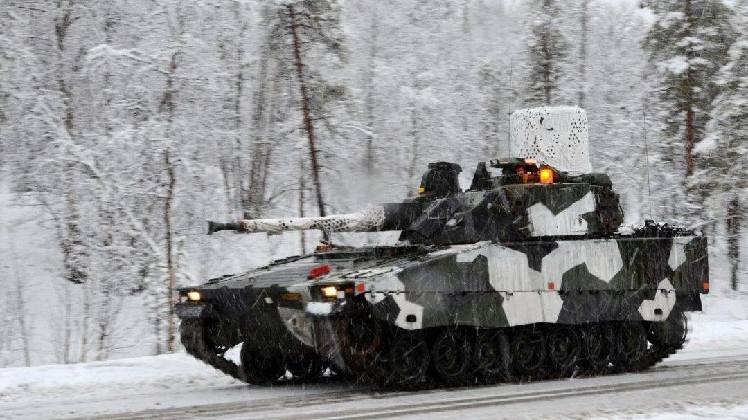 Lvkv 90, Foto: Niklas Englund/Försvarsmakten
