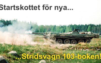 Ny Strv 103-bok på gång