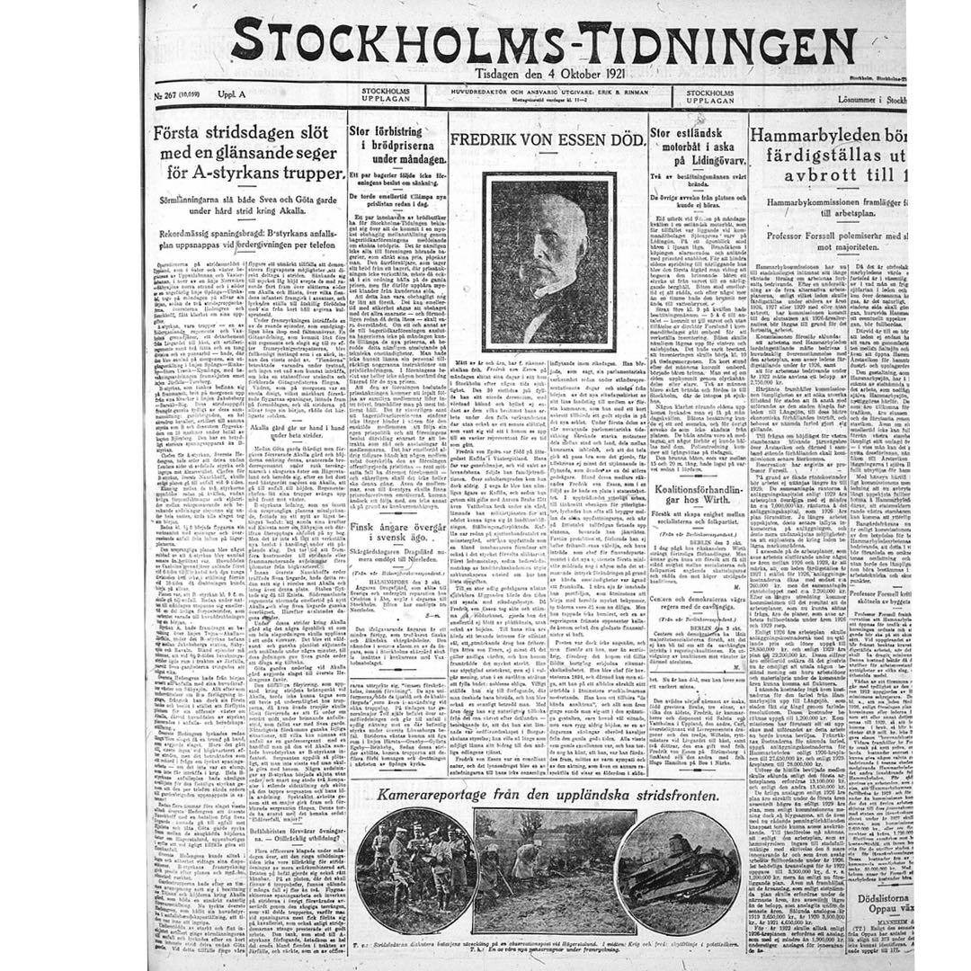 Sthlm-Tidningen 04/10/1921