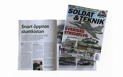 Soldat & Teknik skriver om SPHF
