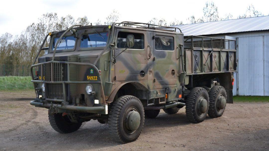 Artillerimuseet Volvo TVC m/42