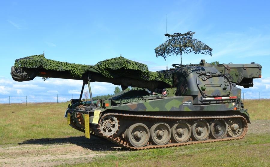 Artillerimuseet Bkan 1