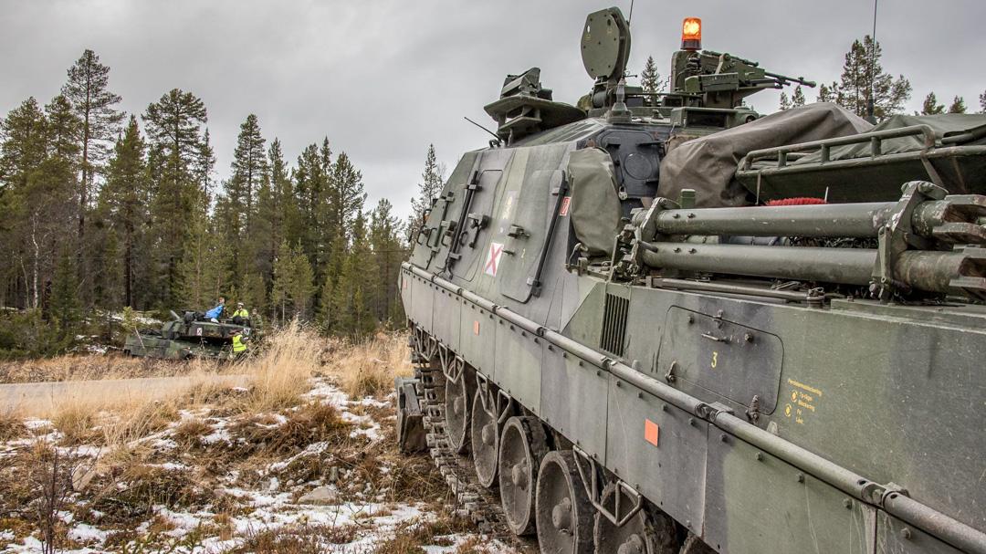 Bgbv 120, Foto: Wartofta Stridsvagnskompani