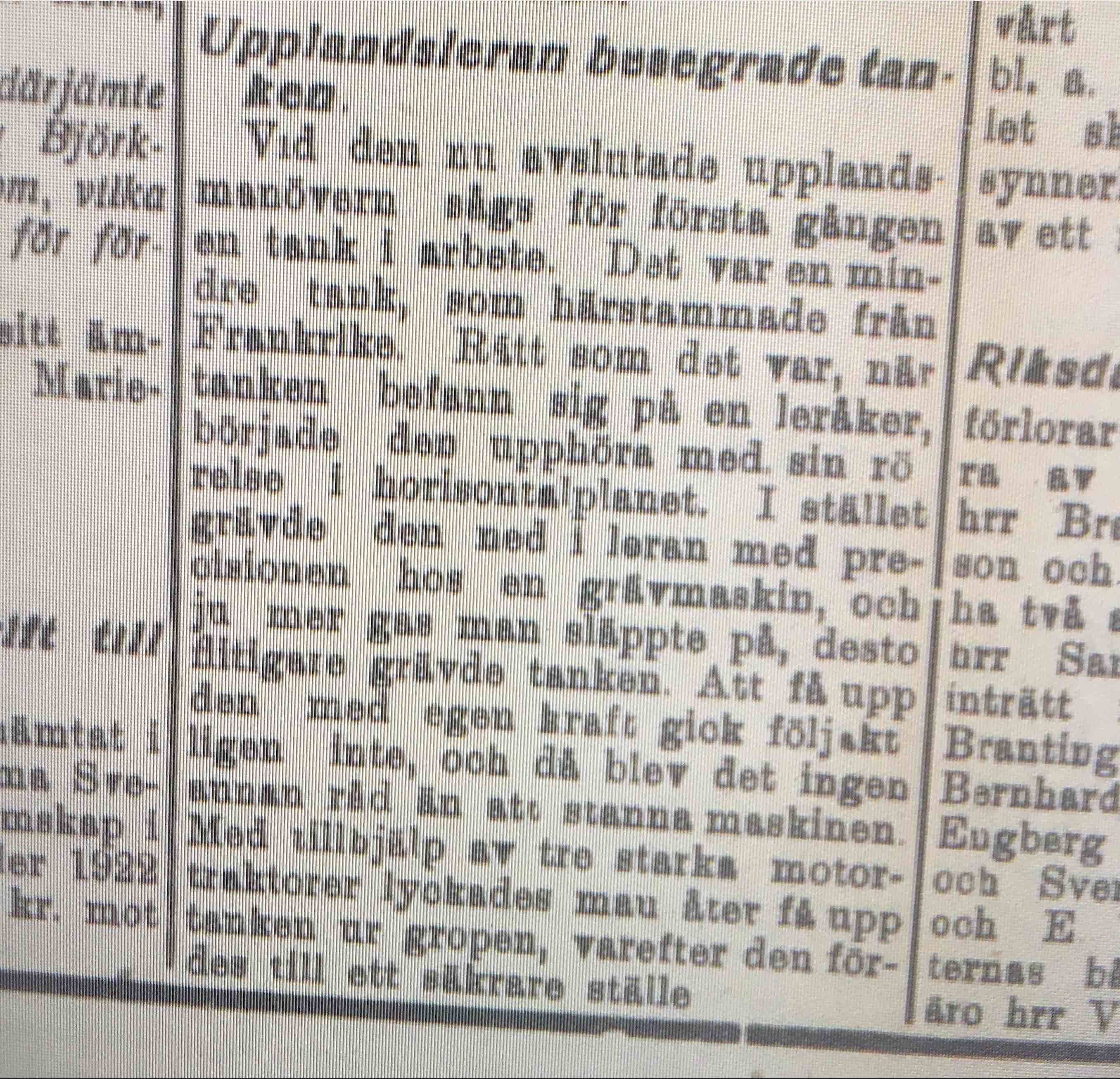 Provinstidningen Dalsland 04/10/1921