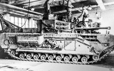 Fordonsprofil: Churchill ARV Mk II-bärgare