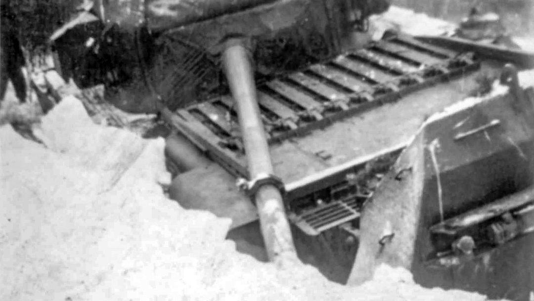 Ny bärgningsberättelse: Centurion-bärgning i Kalix 1954